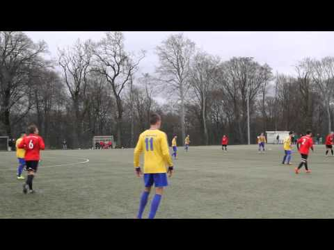 ProSoc College SHOWCASE 2016 / Game vs. Köln West U19 - Part 11 - Third half