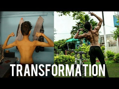 Yash Anand | 1 Year Natural Body Transformation (18-19) | Journy From Skinny to Fit