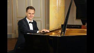 "J. S. Bach - F. Busoni  - ""Chaconne"". Vladislav Mikhalchuk (piano)"