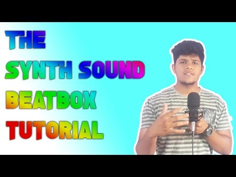 SYNTH Sound Beatbox Tutorial in Hindi
