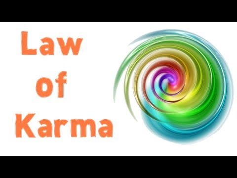 The Law of Karma, Karmic Healing and Karma Cleansing Technique
