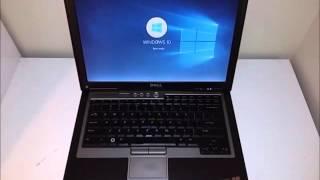 Dell Latitude D630 4Gb Ram e SSD Kingston