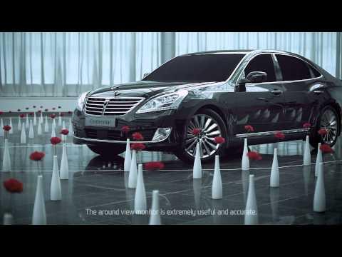 Hyundai Centennial | Blind Parking Test