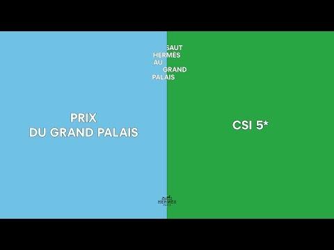 Saut Hermès 2018 - Prix du Grand Palais CSI5* - Class 1