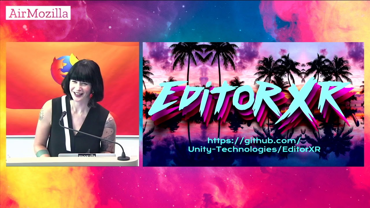 Speaker Series: Authoring for Mixed Reality with Timoni West
