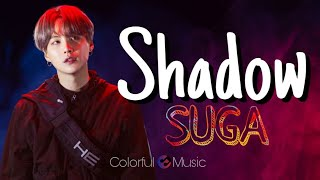 Gambar cover BTS SUGA Interlude : Shadow Lyrics (방탄소년단 슈가 Interlude : Shadow 가사) Eng/hang