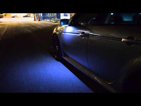Acura TL Side Mirror Puddle Lights