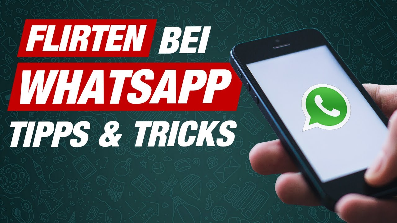 Flirten whatsapp