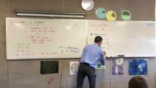 Introduction to Algebra (2 of 2: Outlining Abbreviations in Algebra, Simplifying algebraic terms)