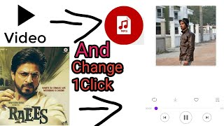 video song to mp3 converter | mp3 song photo change