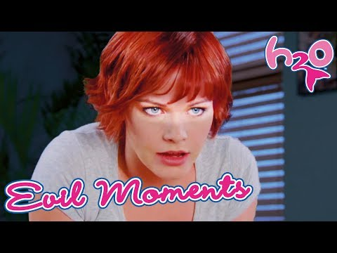 Sophie's Top 7 EVIL Moments - H2O: Just Add Water