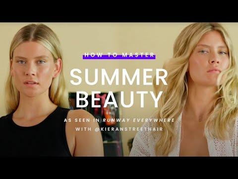 THE ICONIC Summer Beauty Masterclass