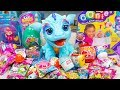 HUGE Furreal Friends Surprise Egg Oonies Fingerlings Blind Bags Toys for Girls Kinder Playtime