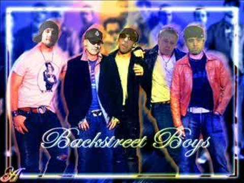 Mocospace Back Street Boys