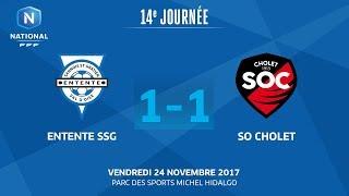 Entente SSG vs Cholet full match