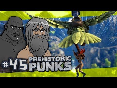 ARK Prehistoric Punks #45 - Duncan Finds Us Again