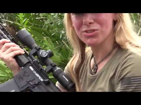 Hog Hunting in Florida with Stag Arms AR-15