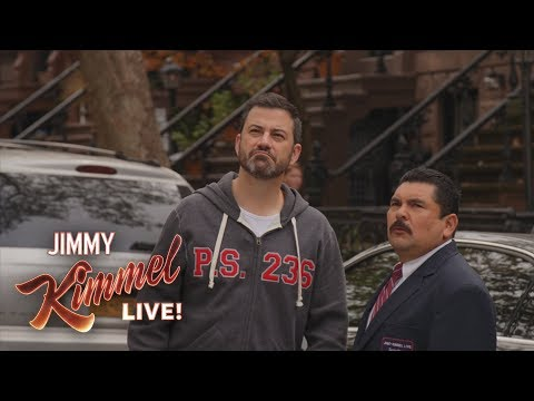 Download Youtube: Jimmy Kimmel & Guillermo Break Kelly Ripa and Ryan Seacrest's Window
