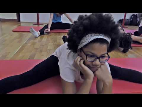 Vienna Music School - Dancing Classes Warm up
