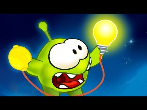 Thumbnail: Om Nom Stories - New season 6 - The Experiments - Cut The Rope @ KEDOO animations for kids
