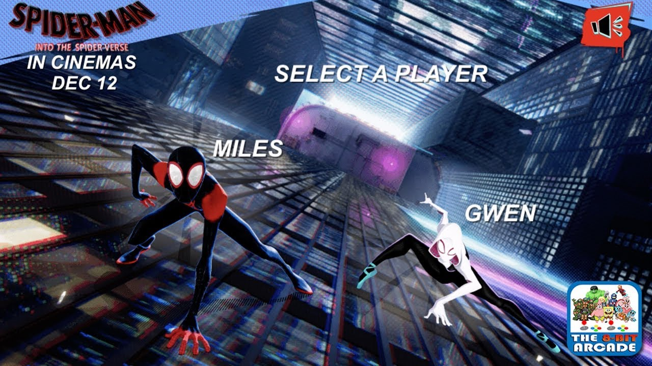 Spider Man Into The Spider Verse Masked Missions Miles Gwen