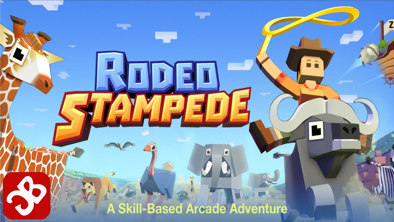 Rodeo Stampede Sky Zoo Safari By Yodo1 Games Ios