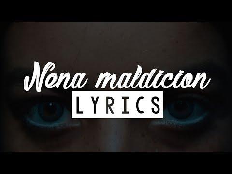 Paulo Londra ft. Lenny Tavarez - Nena Maldicion LYRICS