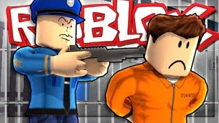ON ESCAPE FROM PRISON!! Roblox #1