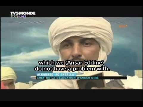 Mali/ Ansar Eddine/ Charia/ Qatar