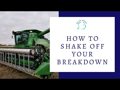 Shake Off Your Breakdown, Rain-Out, or Change in Plans