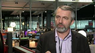 Repeat youtube video ITU INTERVIEWS: Philippe Chapot, European Radio Show, Manager