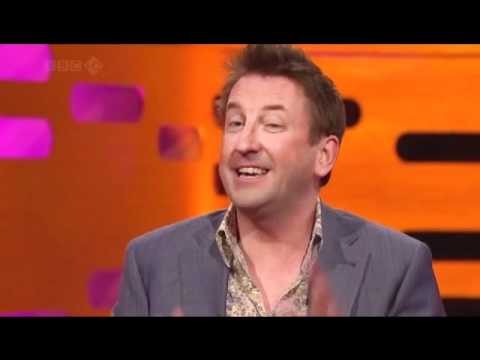 Lee Mack Hilarious Story
