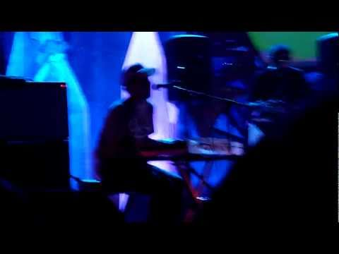 Animal Collective New Song Live Merriweather Post Pavilion Columbia MD July 9 2011