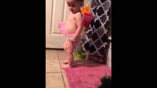 Potty Training Fail