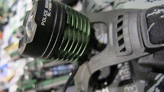 Налобний світлодіодний ліхтар останньої моделі BL-2188 T6