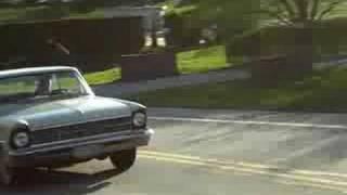 1967 Chevy Nova II burnout