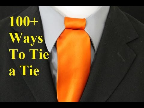 2644183b9c0c How To Tie a Tie Caldwell Swagg Knot - YouTube