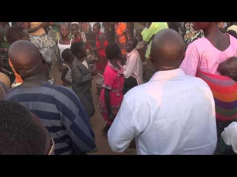 Acholi Dance in Yei, South Sudan