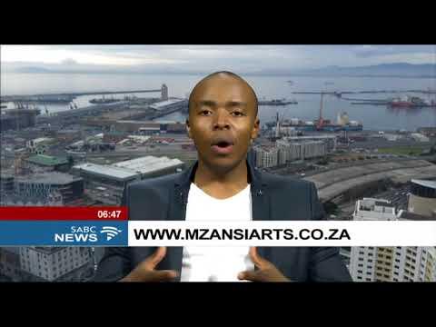 Weza Matomane on Mzansi Arts talent showcase