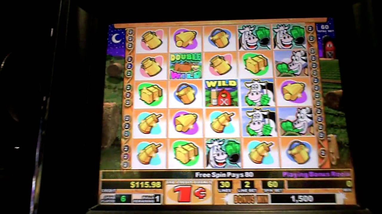 Moolah Slot Machine Bonus Youtube