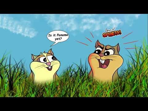 Hamsters of Panama Trailer (full version)