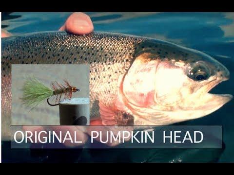 THE PUMPKIN HEAD By John Kent