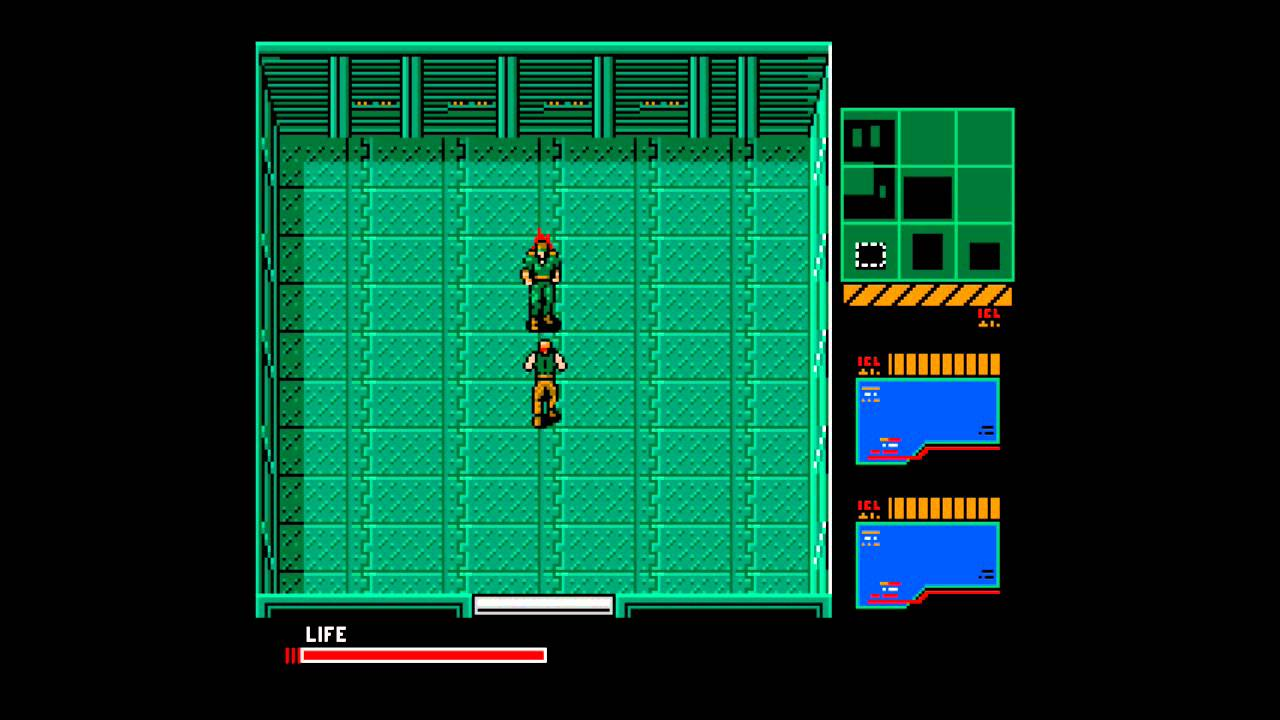 Image result for Gray Fox Metal gear 2 msx