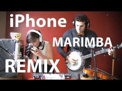 iPhone Marimba Remix cover by KIZ