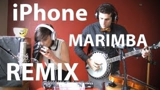 iPhone Marimba Remix Looper RC50 - KIZ