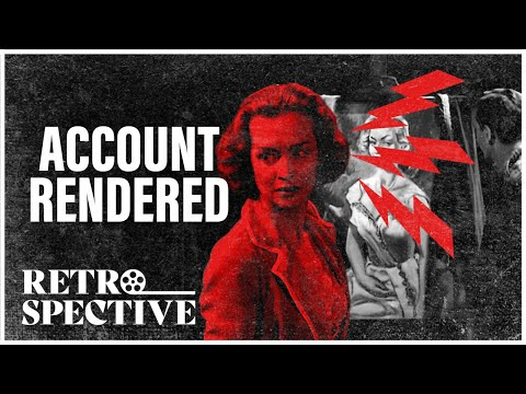 Account Rendered 1957 Featuring Honor Blackman  Full Movie