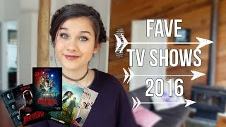 TOP 8 TV SHOWS | 2016