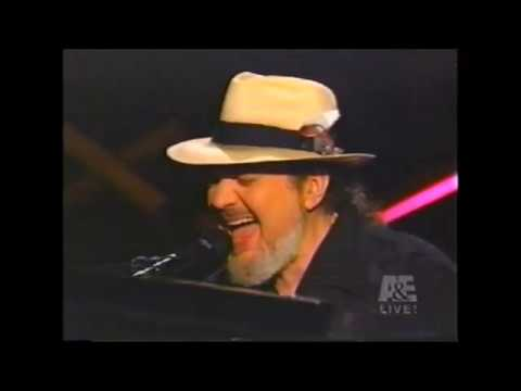 Willie Nelson Live by Request 2000 - Black Night with Dr. John
