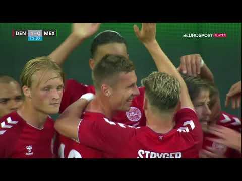 2018 Danmark - Mexico 2-0 (venskabskamp)