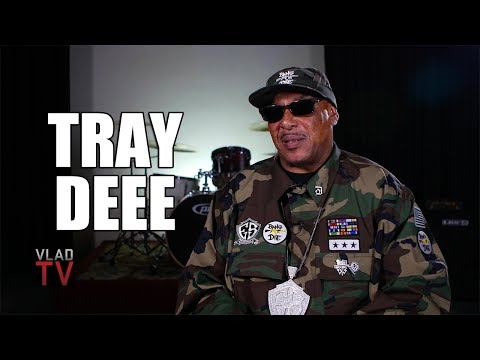 Tray Deee on Wishing He Didn't Watch R. Kelly Tape, Wanted to See if it Was Him (Part 1)